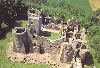 Goodrich Castle >> Goodrich Castle