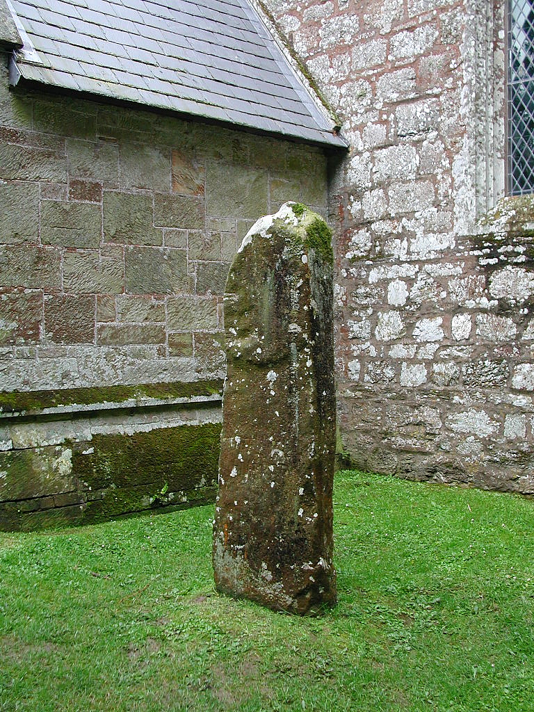The Nevern Cross